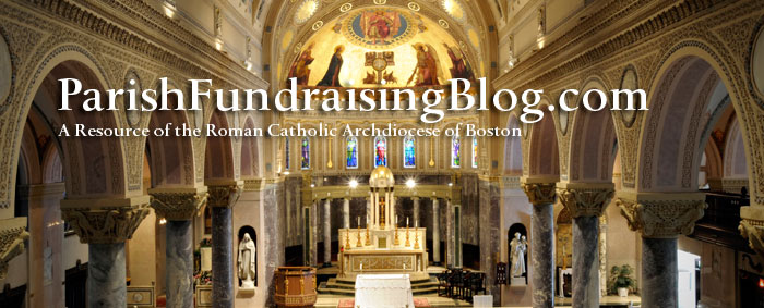 Parish Fundraising Blog